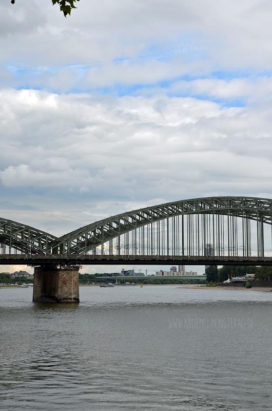 Kölnwochenende (10) Hohenzollernbrücke