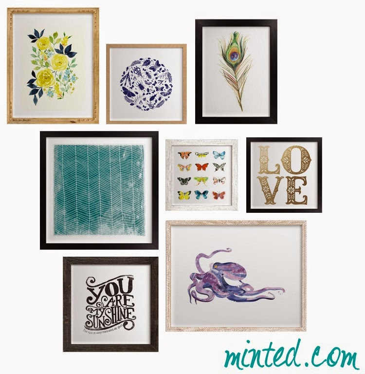 minted-spring-art