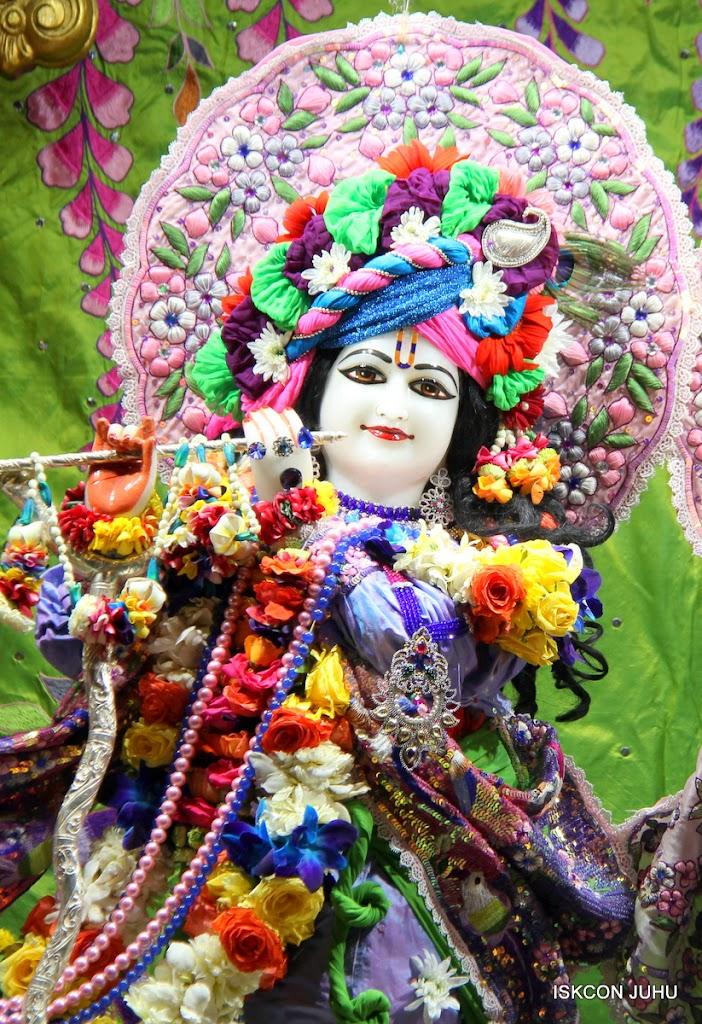 ISKCON Juhu Sringar Deity Darshan 11 Feb 16 (9)