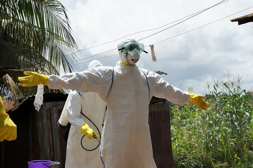 Liberia Declared Ebola Free, Ending The Two-Year Outbreak