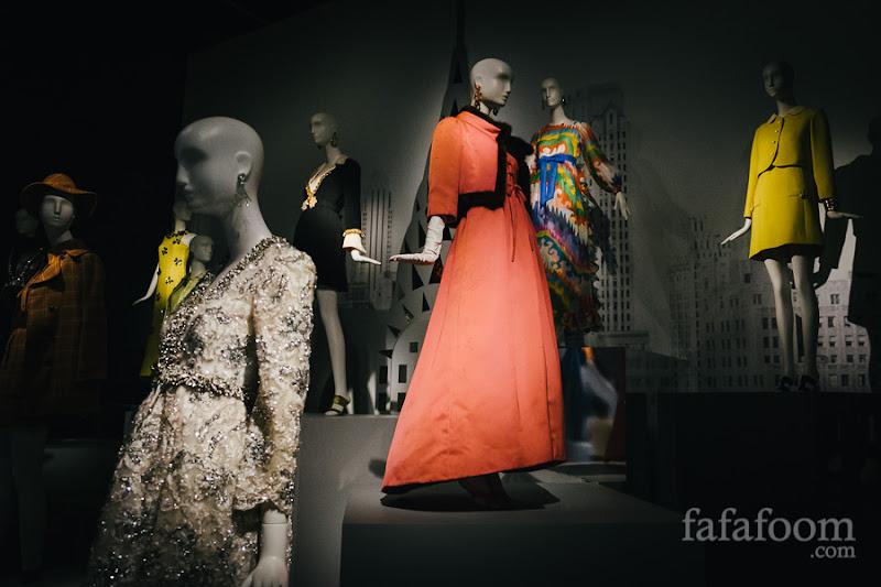 Elizabeth Arden by Oscar de la Renta, Evening ensemble: dress and jacket, Autumn/Winter 1963 - 1964.