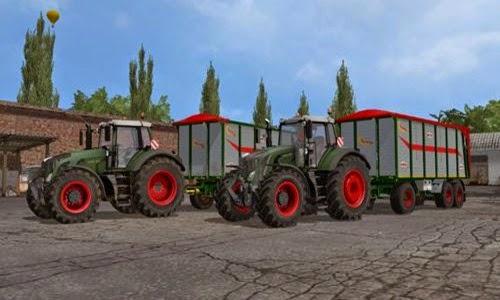 Farming simulator 2015 - RANDAZZO R275 PP v 1.0