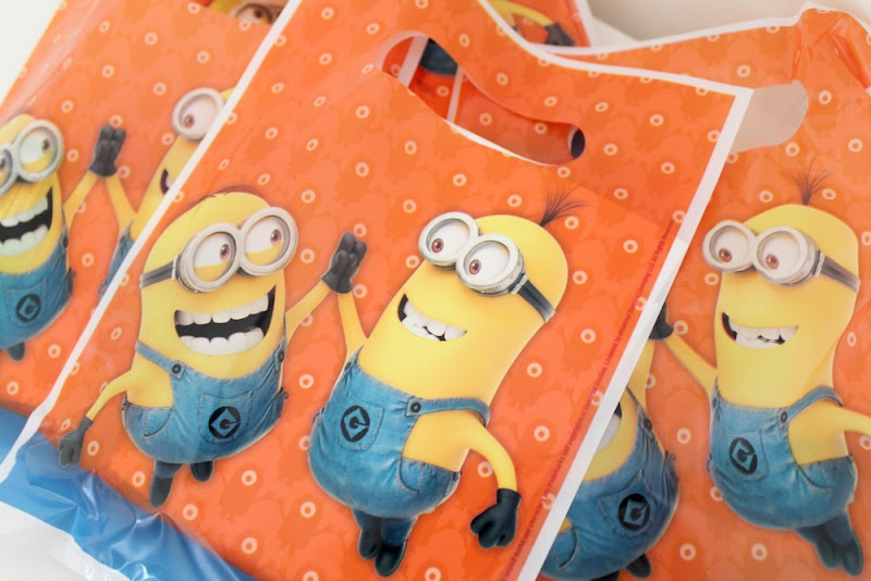 despicable me minions party bags