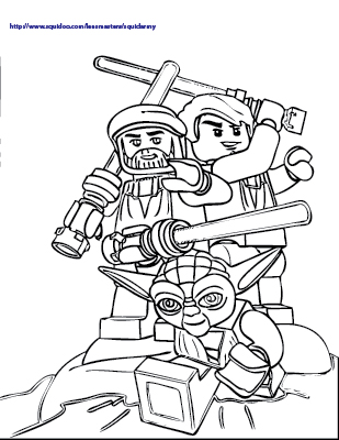 The LEGO Movie Coloring Pages The Brick Fan - lego movie coloring pages