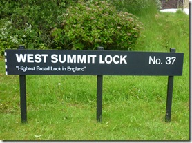1 highest lock in england