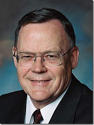 Elder Gerald N. Lund, emeritus member of the 2nd Quorum of the Seventy