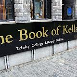 The Book of Kells -- Dublin, Ireland