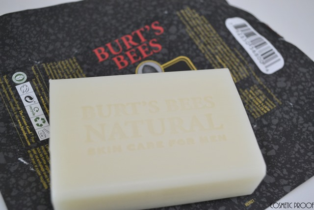 Burts Bees Men's Aftershave Cream and Soap Review (2)