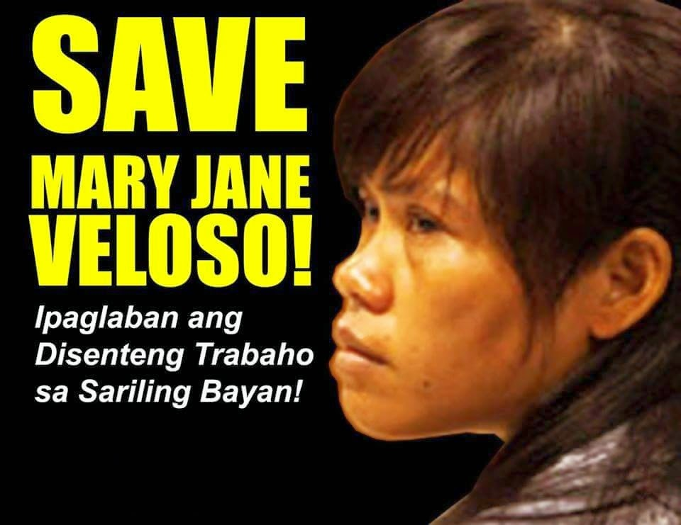 Image of Mary Jane Veloso