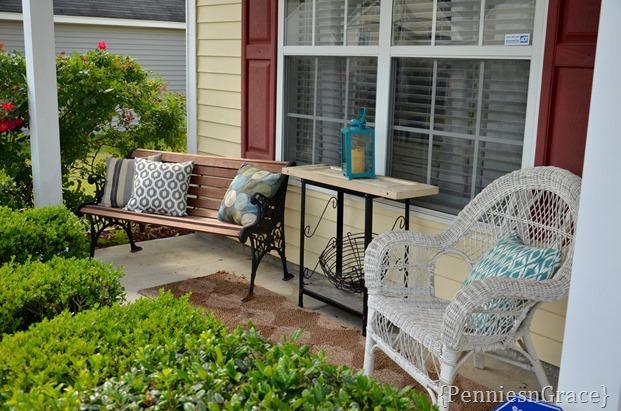 Front Porch fun