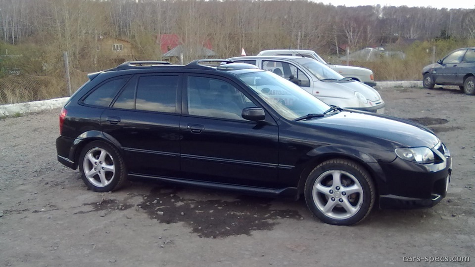 2002 mazda protege5 wagon specifications pictures prices. Black Bedroom Furniture Sets. Home Design Ideas