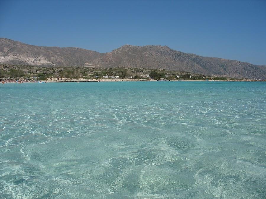 Пляж в Элафониси