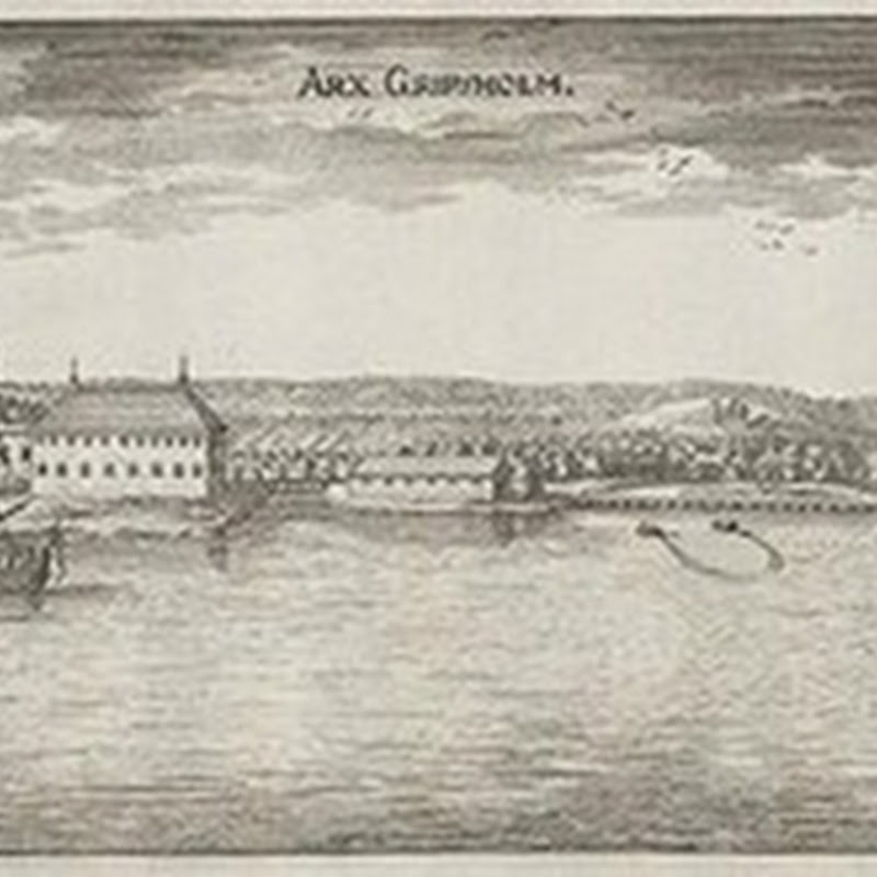 Gripsholm Castle, everything in the castle is absolutely beautiful.