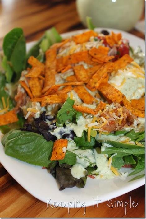 Copycat-Cafe-Rio-Sweet-Pork-Salad-with-Cilantro-Ranch-Dressing (4)
