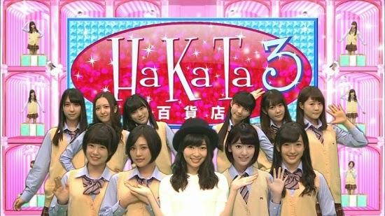(TV-Variety)(720p) HKT48 – HaKaTa百貨店 3号館 ep10 150316