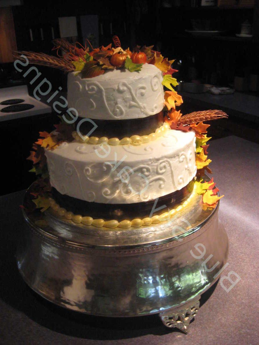 cake designs for weddings