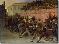 Gericault-La-corsa-dei-berberi-a-Roma-Baltimora-1817-480x355