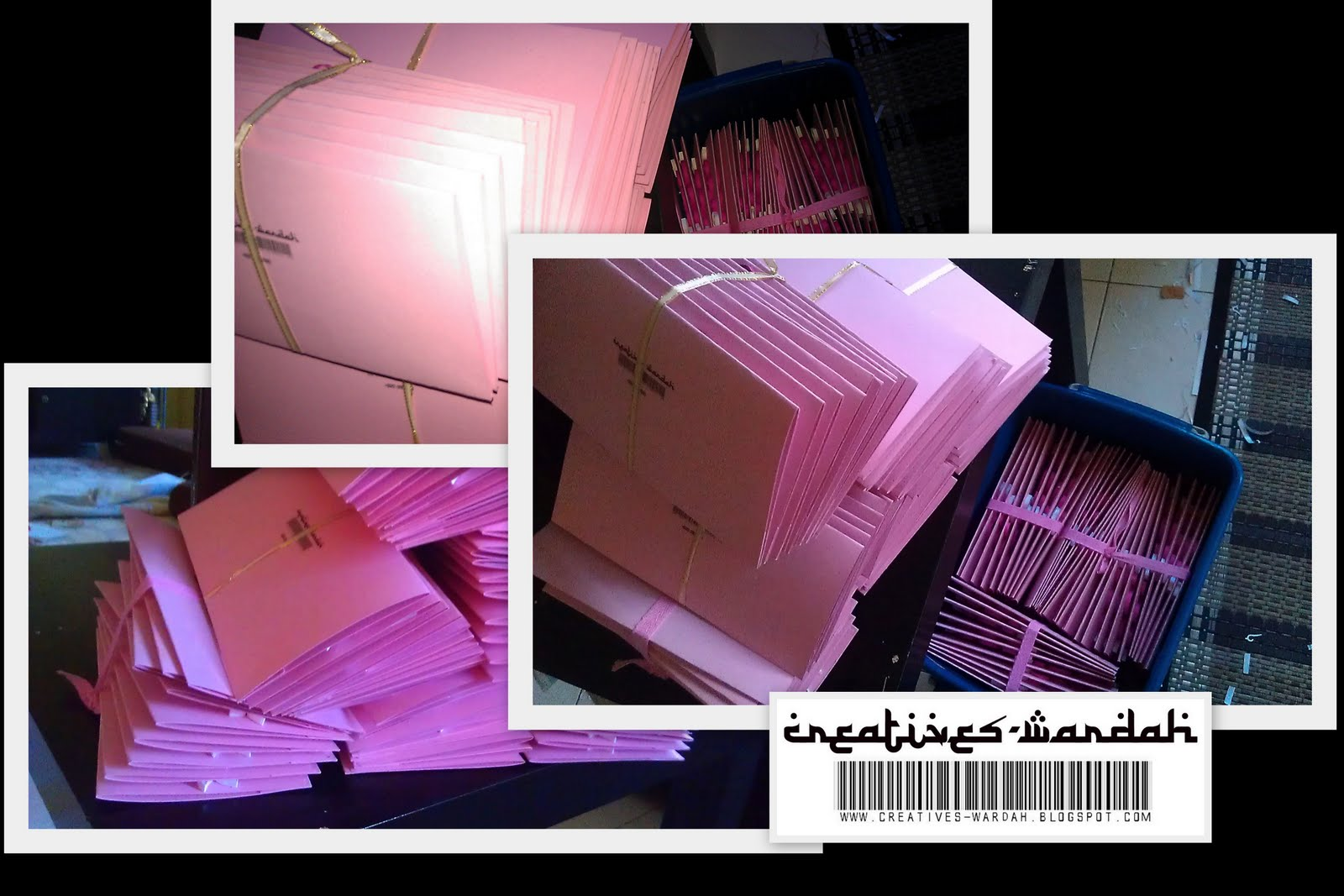 cards~ready to be deliver :)