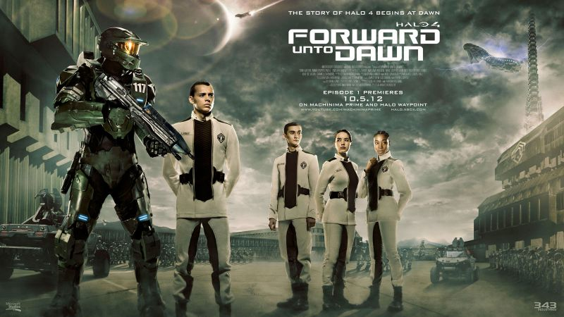 Halo 4 Forward Unto Dawn Review
