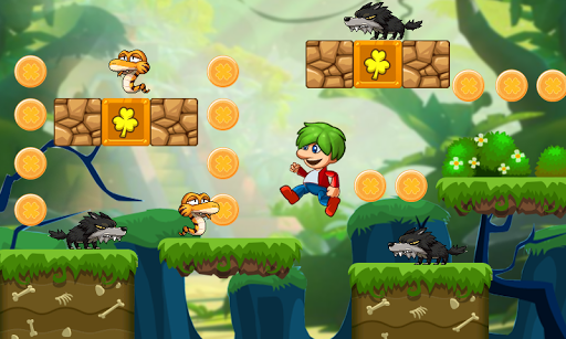 Victo's World - jungle adventure - super world screenshot 9