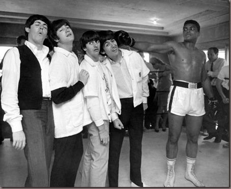 Ali e os Beatles