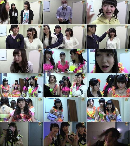 (TV-Variety)(720p) YNN [NMB48チャンネル] Arena Tour 2015 舞台裏 150602
