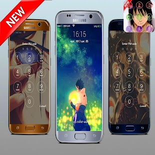 App sasuke uchiha lock screen HD 2 APK for Windows Phone