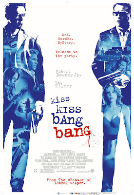 Nụ Hôn Và Họng Súng - Kiss Kiss Bang Bang