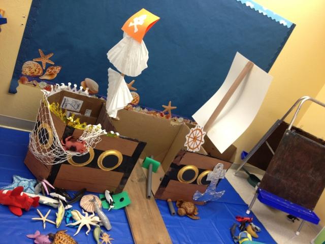 preschool ideas for 2 year olds  preschool pirate ship project