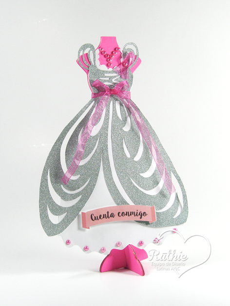 Octubre Rosa - Latinas Arts and Crafts - Ruthie Lopez 2