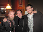 with Kyle Kinane & Matt Fulchiron at the Punchline in San Fransisco