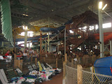 Having fun at Kalahari Water Park in OH 02192012y