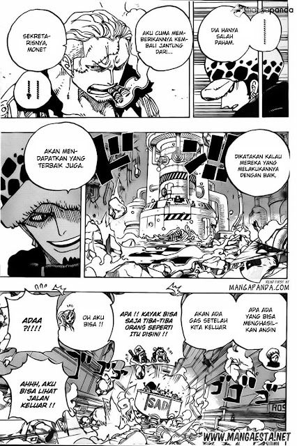One Piece 694 695 page 16 Mangacan.blogspot.com