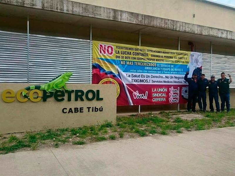 Defendamos a Ecopetrol, su estabilidad y permanencia en el Catatumbo