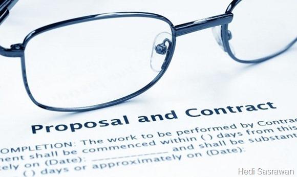 pengertian dan jenis-jenis proposal