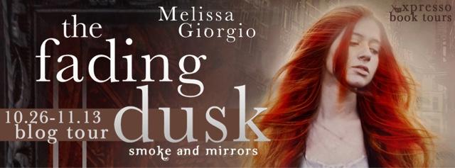 Blog Tour: The Fading Dusk by Melissa Giorgio