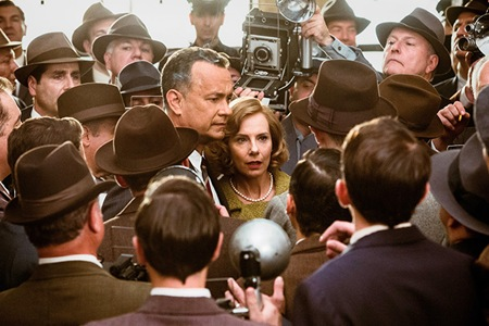 Tom Hanks and Amy Ryan - Bridge of Spies