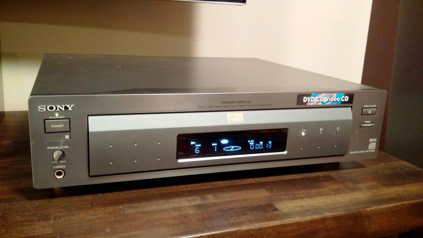 El Hefe S Hi Fi Reviews Sony Dvp S7000 Another Long Lost
