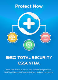 360 Total Security Essantial Full Türkçe 7.2 İndir