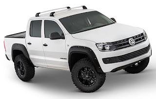 Volkswagen : L'Amarok prochainement «Made in Algeria»