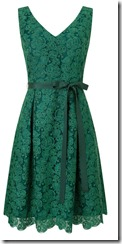 Phase Eight emerald Eliana dress
