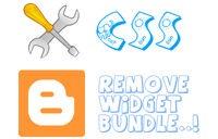 remove blogger default css