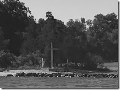 St. Mary's City cross