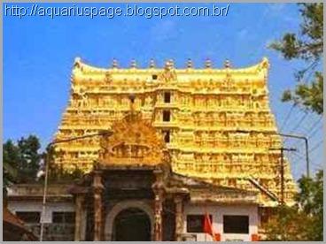 vimana-no-Templo-indiano-Sri-Padmanabhaswamy