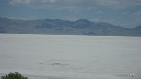 Great Salt Lake in Utah