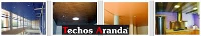 Techos aluminio Priego de Córdoba