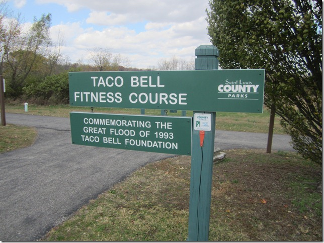 Commemorating the Great Flood of 1993 Taco Bell Foundation Submitted by @ArmyStrang [Location approximate]