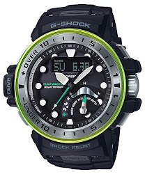 Casio G Shock : GWN-Q1000MB