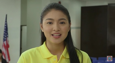 Nadine Lustre as Lea Olivar in On The Wings Of Love