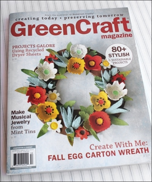GreenCraft Magazine Fall 2015